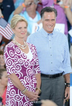 Know the Issues: Mitt Romney Thinks Pink and Red Dresses Are Everything