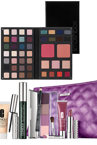 12 major limited edition value beauty sets