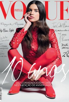 Vogue Portugal Steps It Up for Their Tenth Anniversary Issue (Forum Buzz)