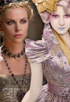 Halloween How To: Effie Trinket and Queen Ravenna