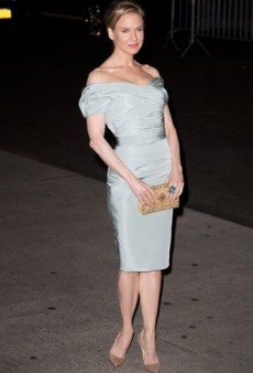 Renée Zellweger Stages a Red Carpet Comeback in Carolina Herrera and Other Best Dressed Celebs of the Week