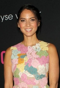 Look of the Day: Olivia Munn Parties for a Good Cause in Valentino