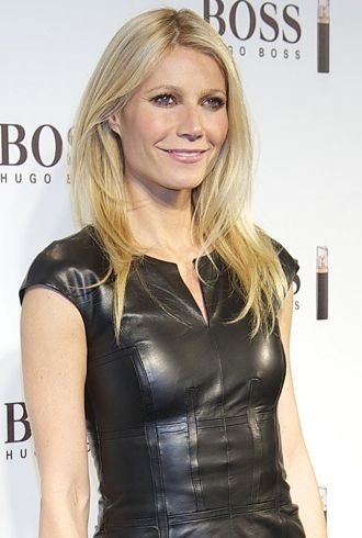 Gwyneth Paltrow presents Boss Nuit Pour Femme Fragance Madrid cropped