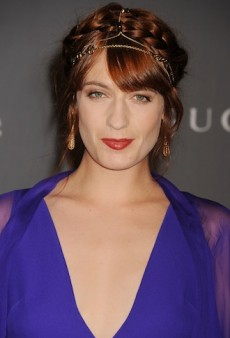 Florence Welch's Latest Makeup Look Is Just Another Reason to Love Her
