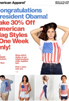 Other Times American Apparel Should Hold a Sale