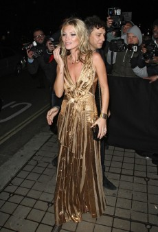 Kate Moss Makes Book Promotion Look So Glam (Forum Buzz)