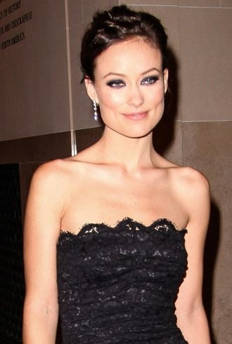 Olivia Wilde American Museum of Natural History Gala New York City cropped