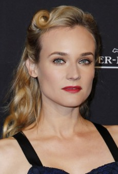 Get Inspired by Diane Kruger's Perfect Party Makeup
