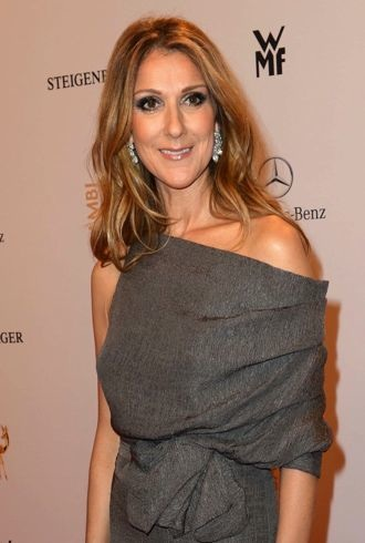 Celine Dion Bambi Awards Duesseldorf Germany cropped
