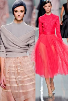 8 Romantic Pieces Inspired by Dior's Ballerina Girls