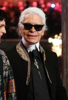 Link Buzz: Karl Lagerfeld's Scottish Collection; Watch Jourdan Dunn Cook