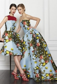 Pre-Fall 2013 Report: BCBG, Carolina Herrera, Oscar de la Renta and More