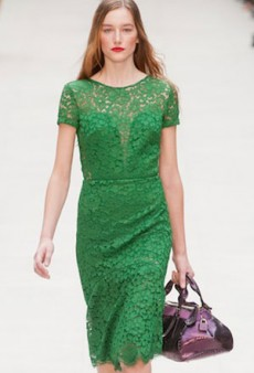 Don't Wait Until 2013 to Wear Pantone's Color of the Year: Emerald Green