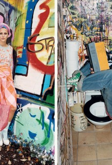 Hipster Squalor is Everything in Marc by Marc Jacobs' Spring 2013 Ad