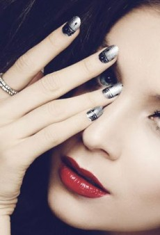 Bling in the New Year with the Season's Glitteriest Nails