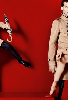 Romeo Beckham Makes His Fashion Debut in a Burberry Campaign [VIDEO] (Forum Buzz)