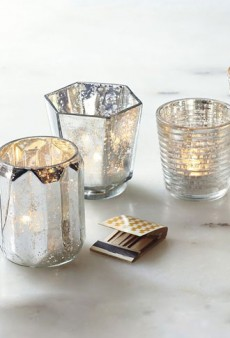 Sparkly Ways to Make Your Apartment New Year's Eve Toast-Worthy