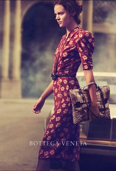 Peter Lindbergh Shoots a Cinematic Spring 2013 Ad Campaign for Bottega Veneta Featuring Freja Beha Erichsen and Baptiste Radufe (Forum Buzz)