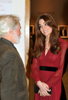 No One Likes Kate Middleton's First Official Portrait
