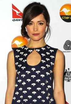 Look of the Day: Rose Byrne's Printed Diane von Furstenberg Spring 2013 Ensemble