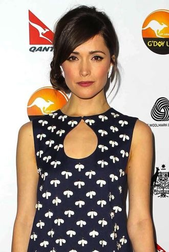 Rose Byrne GDay USA Black Tie Gala Los Angeles cropped