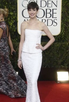 2013 Golden Globe Awards Red Carpet Fashion Recap