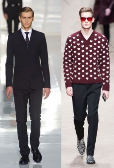 Best of the Fall 2013 Menswear Collections