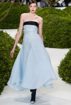 Christian Dior Haute Couture Spring 2013: Inspired by the Very Idea of Spring