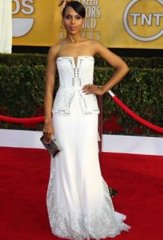 SAG Awards 2013 Red Carpet Recap