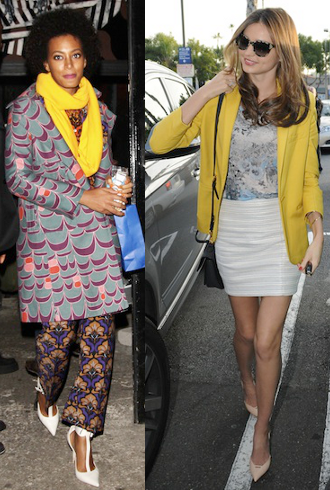 Slice Of Citrus Brighten Up Your Winter With Celeb