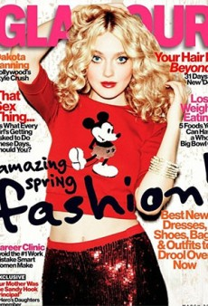 Link Buzz: Dakota Fanning for Glamour; Erin Heatherton Doles Out Career Advice