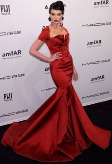 2013 amfAR New York Gala Black Carpet Fashion Roundup