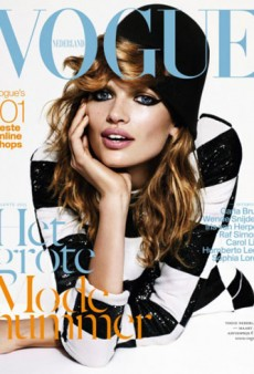 C'mon Vogue Netherlands. Why Did You Do This to Bette Franke? (Forum Buzz)
