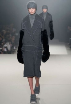 Alexander Wang Fall 2013 Runway Review