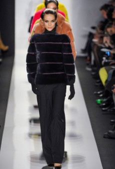 Chado Ralph Rucci Fall 2013 Runway Review