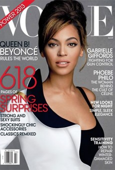 Link Buzz: Beyonce Covers Vogue; Fashion's Coolest Couples
