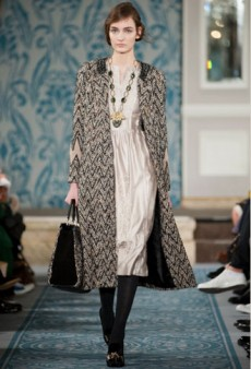 Tory Burch Fall 2013 Runway Review
