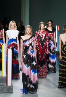 Rodarte Fall 2013 Runway Review