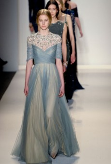 Jenny Packham Fall 2013 Runway Review