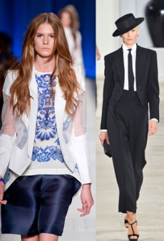 Spring Style Notes: The New Smoking Jacket