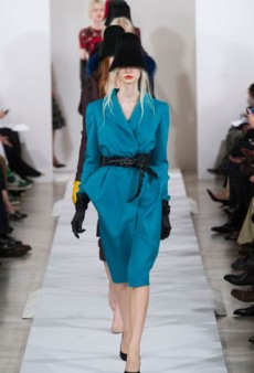 Oscar de la Renta Fall 2013 Runway Review