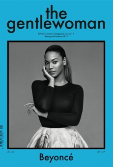 Beyonce Covers The Gentlewoman
