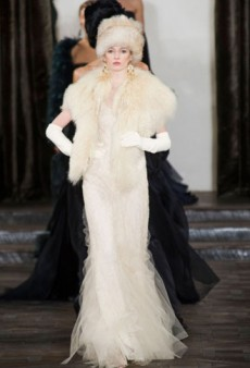 Ralph Lauren Fall 2013 Runway Review