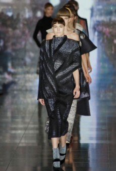 Mary Katrantzou Fall 2013 Runway Review
