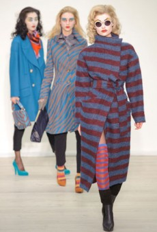 Vivienne Westwood Red Label Fall 2013 Runway Review