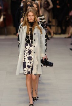 Burberry Prorsum Fall 2013 Runway Review