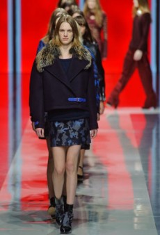 Christopher Kane Fall 2013 Runway Review