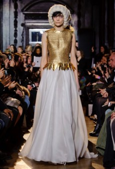 Giles Fall 2013 Runway Review