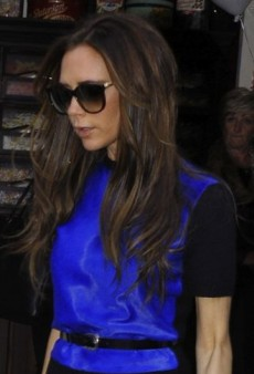 Look of the Day: Victoria Beckham Serves as Her Own Best Ambassador in Victoria Beckham