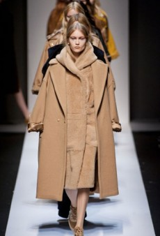 Max Mara Fall 2013 Runway Review